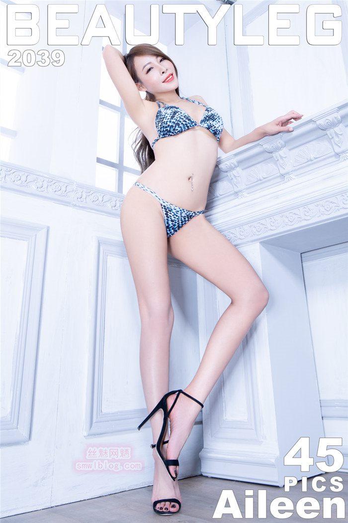 [Beautyleg]美腿寫真 2021.02.17 No.2039 Aileen[46P/374M]